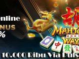 Situs Judi Slot Online Deposit Pulsa Telkomsel Gampang Jackpot